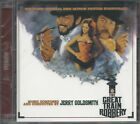 THE GREAT TRAIN ROBBERY / Jerry Goldsmith / Rare 2 CDS INTRADA / SEALED