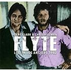 Flyte- Live In Los Angeles 1982 Gene Clark & Chris Hillman Audio CD