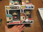 FUNKO POP SNL SATURDAY NIGHT LIVE TARGET LADY + GIRL HOT TOPIC # SE & 06 SET LOT
