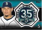2013 Topps Series 1 Baseball Commemorative Patch and Rookie Patch Guide 63