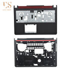 New Inspiron 15 7000 7559 Upper Palmrest + Bottom Case Cover 08FGMW For Dell USA