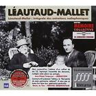Integrale Des Entretiens Radiophoniques Leautaud and Mallet Audio CD