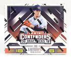 2018 PANINI CONTENDERS DRAFT PICKS BASEBALL HOBBY BOX
