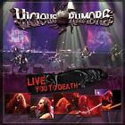 Vicious Rumors-Live You To Death CD NEW