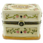 Boyds Bears Resin MOMMA'S BOX OF JEWELS Mothers Day Treasure Box 4022316