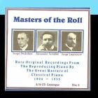 Masters Of The Roll - Disc 9 Various Artists CD