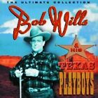 Bob Wills & His Texas Playboys The Ultimate Collection Prism Leisure PLATCD 409