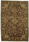 Amazing Rare Colorway Floral Design Bakhtiari Persian Rug Oriental Carpet 7X10