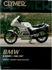 Clymer M500-3 BMW K-Series Motorcycle Maintenance Repair Service Shop Manual