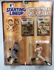 1989 BABE RUTH/LOU GEHRIG Kenner Starting Lineup Baseball Greats SLU NIB Yankees