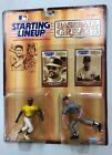 1989 REGGIE JACKSON/DON DRYSDALE Kenner Starting Lineup Baseball Greats NIB A's