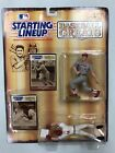1989 PETE ROSE/JOHNNY BENCH Kenner Starting Lineup Baseball Greats SLU NIB Reds