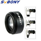 SVBONY 125Telescope 05 Focal Reducer Threads M280x06for 3175mm Eyepiece US