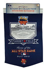 Target Field 2014 MLB All Star Game 15x24 Wool Stadium Banner