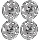 Premium Set Of 4 Pack 16 Inch Hubcaps For Ford Trucks Cargo Vans E150 E250...