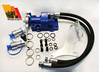 FORD TRACTOR NEW HYDRAULIC REMOTE CONTROL VALVE KIT 600 800 601 2000 3000 4000
