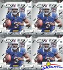 (4) 2013 Panini Prizm Football Factory Sealed HOBBY Box-8 AUTOGRAPHS+80 ROOKIES