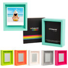 Shadow Box Magnetic 45 x 55 Polaroid Photo Frame For Pictures Photographs