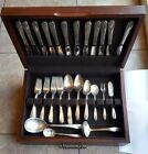Rogers I.S Flatware set Daffodil pattern 54 piece set  Excellent condition