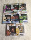 Funko Pop Nickelodeon Lot Complete Sets Angry Beavers Rugrats Real Monsters