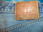 Vintage Mens Levis 501 Button Fly Jeans size 38 x 32 Made in USA 890