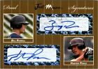 2007 Bill Rowell * Hunter Pence * Autograph Rookie GOLD Auto # 10