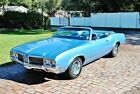 1970 Oldsmobile Cutlass Supreme Convertible, 350CI, Power Steering, Power Remarkable 1970 Oldsmobile Cutlass Supreme Convertible