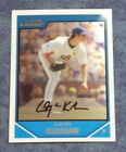 Clayton Kershaw Rookie Cards and Autograph Memorabilia Guide 36