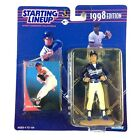 Hideo Nomo 1998 Starting Lineup Los Angeles Dodgers MLB Kenner Sealed Original
