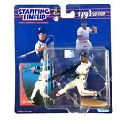 Mo Vaughn 1998 Starting Lineup Boston Red Sox Kenner Sealed Original MLB
