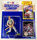1989 Starting Lineup Jose Canseco Athletics MLB Baseball Kenner Action Figure