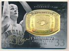 2011-12 Upper Deck Exquisite Basketball Championship Bling Autographs Guide 42