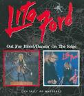 Out for Blood/dancin on the Edge - Lita Ford Compact Disc Free Shipping!