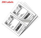 200-5000 Half Sheet 8.5x5.5 Shipping Labels 2sheet Self Adhesive For Ebay Usps