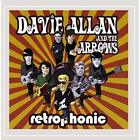 Retrophonic David Allan & The Arrows CD