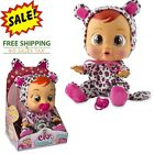 Cry Babies Doll Lea Baby Real Tears Crying Authentic Voice Interactive Girl Toys