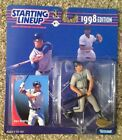 1998 Kenner SLU Starting Lineup ALEX RODRIGUEZ Mariners w/ Card - NEW IN PACKAGE