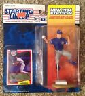 1994 Kenner SLU Starting Lineup RYNE SANDBERG Cubs w/ Card NEW IN PACKAGE