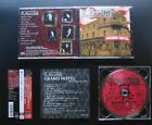 ROADSTAR Grand Hotel 2006 JAPAN CD w/OBI GLAM BLUES HARD ROCK HEAVEN'S BASEMENT