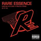 RARE ESSENCE-LIVE PA #12: LIVE AT THE DC STAR 4/17/10 CD NEW