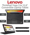 Lenovo Thinkpad Yoga 11E 116 2 in 1 Laptop Tablet Touchscreen 4GB 320GB Win 10