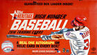 Topps 2016 Heritage High Number Baseball Factory Sealed Trading Card Hobby Box