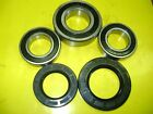LISTED SUZUKI BANDIT GSX1250 B-KING HAYABUSA GSX1300 REAR WHEEL BEARING KIT 335