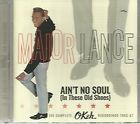 MAJOR LANCE  Aint No Soul In These Old Shoes - 2 Remastered CDs - 53 Tracks  VG+