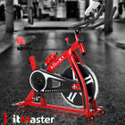 KitMaster Storm K1 Exercise Spinning Bike Home  Gym Bicycle Cycling Cardio