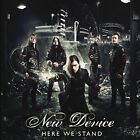 Here We Stand NEW DEVICE CD