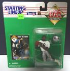 Starting Lineup 1995 NFL Terry McDaniel figurine and card