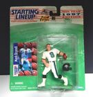Starting Lineup 1997 NFL Mark Brunell figurine and card