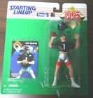 Starting Lineup 1995 NFL Jeff George figurine and card