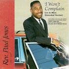 I Won't Complain Rev Paul Jones Audio CD